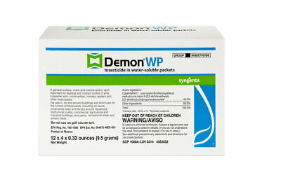 Demon WP Insecticide Pest Control