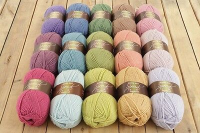 15 x 100g Stylecraft Special D//K Wool//Yarn Knitting//Crochet Cottage Attic24 Pack