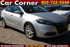 2013 Dodge Dart Rallye /TURBOCHARGED/EFFICIENT/HANDS-FREE/MORE!