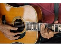 If you play guitar/sing - come along to our free acoustic evening