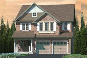 Orillia: Bradley Homes Presents the Huronia