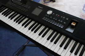 Roland BK 5 as new