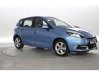 2013 (13 Reg) Renault Scenic 1.5 dCi Dynamique Tom Tom # Met Blue MPV DIESEL MAN