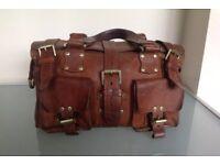 Vintage Mulberry Roxanne Handbag - Oak