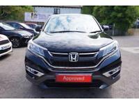 2016 Honda CR-V 1.6 i-DTEC Black Edition 5dr Manual Diesel Estate