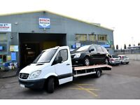 24/7 Car Breakdown Recovery Tow Truck Roadside Assistant Transporter Cheap Urgent Reliable Service