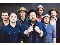 Nathaniel Rateliff and The Night Sweats Saturday Barrowland 2 x tickets for sale