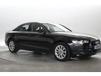 2012 (12 Reg) Audi A6 2.0 TDi 177 SE Black DIESEL MANUAL