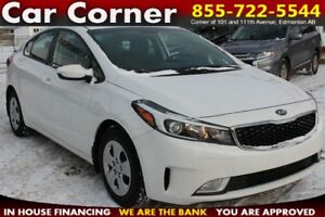 2017 Kia Forte LX LIKE NEW LX 6A