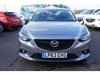 2014 Mazda 6 2.2d (175) Sport Automatic Diesel Saloon