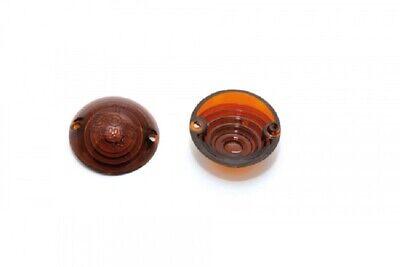SHIN YO 205-266 Blinkergläser für OCHSENAUGEN Blinker getönt Paar