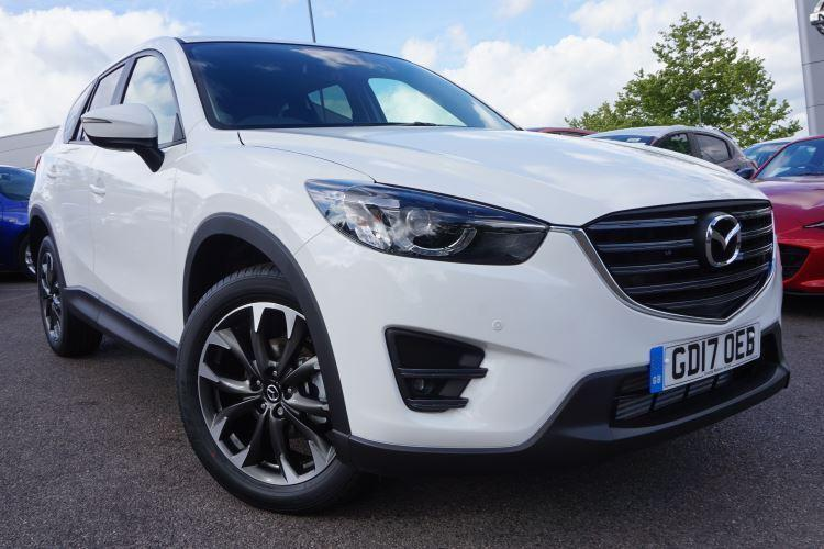 2017 mazda cx 5 sport nav 175 awd automatic diesel. Black Bedroom Furniture Sets. Home Design Ideas