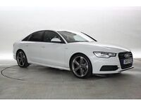 DEC 2012 AUDI A6 2.0 TDI S LINE AUTO !!BLACK EDITION SPEC!! ( WARRANTY & FINANCE AVAILABLE)