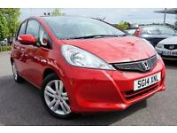 2014 Honda Jazz 1.4 i-VTEC ES Plus 5dr Manual Petrol Hatchback