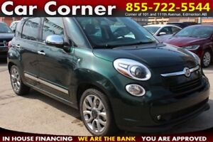 2015 Fiat 500L MINT CONDITION/LOUNGE EDITION/LOADED W/LEATHER!