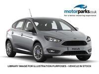 2017 Ford Focus 1.0 EcoBoost 125 Zetec Edition Automatic Petrol Hatchback