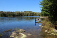 ALGONQUIN EXPERIENCE ON BLUE SKY LAKE