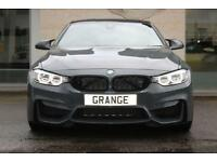 2017 BMW M Series M4 2dr DCT (Competition Pack) Automatic Petrol Coupe