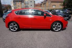2015 Vauxhall Astra 1.6i 16V Limited Edition 5dr Manual Petrol Hatchback