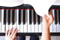 Introductory Piano Lessons