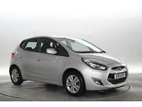 2013 (13 Reg) Hyundai IX20 1.6 Active Sleek Silver 5 STANDARD PETROL AUTOMATIC
