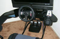 LOGITECH G27 RACING WHEEL PS3/PC with EASY FIX