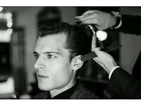 Free Haircuts in a top Gentleman's barbershop in the West End