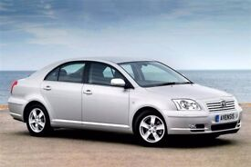 Toyota Avensis VERY RELIABLE AND ECONOMICAL, 2 OWNERS FROM NEW 70K GENUINE MILEAGE