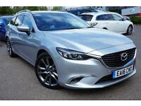 2016 Mazda 6 2.2d Sport Nav 5dr Manual Diesel Estate