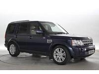 2010 (60 Reg) Land Rover Discovery 3.0 TDV6 HSE Baltic Blue DIESEL AUTOMATIC