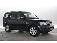 2013 (13 Reg) Land Rover Discovery 3.0 SDV6 255 HSE Met Green DIESEL AUTOMATIC