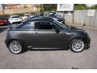 2014 Mini Coupe 1.6 Cooper S 3dr Automatic Petrol Coupe