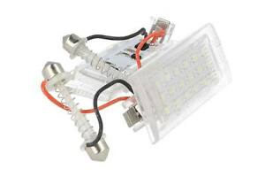 Set-Luces-Placa-Led-BMW-X5-E53-Con-Bombilla-A-Torpedo-T11-Can-bus-No-Error