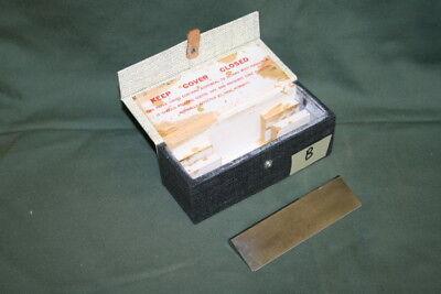 Microtome Knife 120 Mm American Optical 942 B