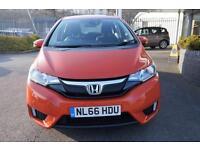 2016 Honda Jazz 1.3 SE Navi CVT Automatic Petrol Hatchback