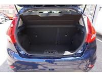 2011 Ford Fiesta 1.6 TDCi (95) Titanium ECOneti Manual Diesel Hatchback