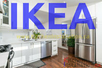 IKEA KITCHEN INSTALLATION ⭐⭐⭐⭐⭐ 647-848-3651