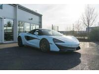 2017 McLaren 570S Spider MSO LAUNCH EDITION Semi-Automatic Petrol Convertible