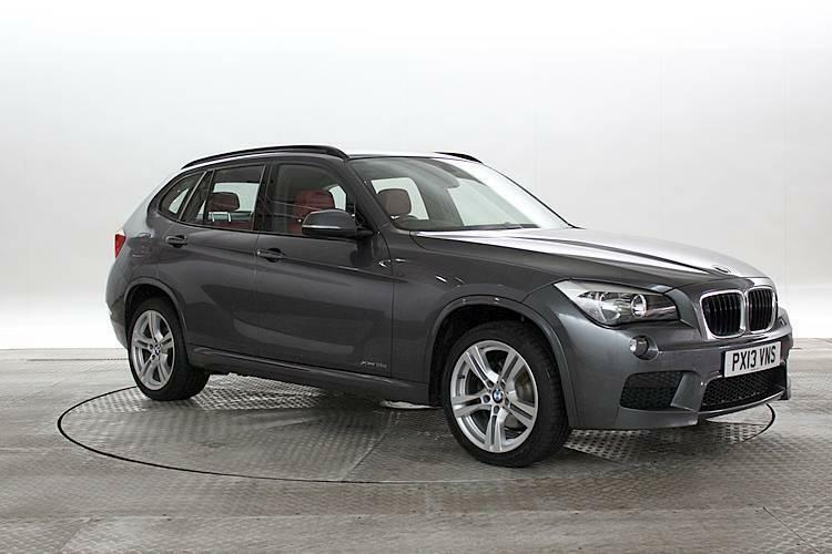 2013 13 reg bmw x1 2 0 xdrive18d m sport mineral grey diesel manual in west london london. Black Bedroom Furniture Sets. Home Design Ideas