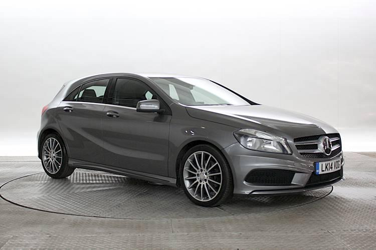 2014 14 reg mercedes a200 1 8 cdi amg sport dct mountain. Black Bedroom Furniture Sets. Home Design Ideas