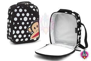 PAUL FRANK JULIUS MONKEY BOYS GIRLS SCHOOL LUNCH BAG BOX NEW WITH TAGS