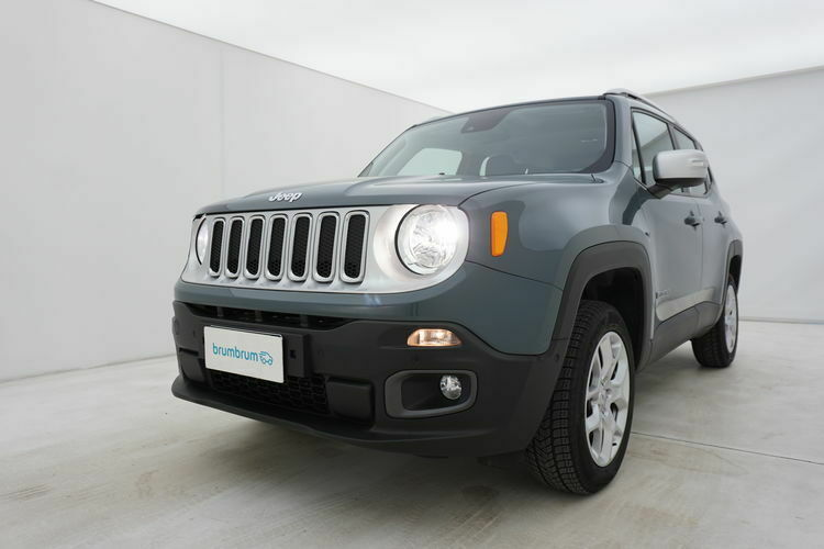 Jeep Renegade Limited 4WD Active Drive 2.0 Diesel 140CV