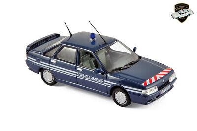 RENAULT 21 TURBO 1989 Voiture gendarmerie nationale France 1/43 NOREV 512116