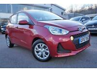 2017 Hyundai i10 1.2 SE 5dr Manual Petrol Hatchback