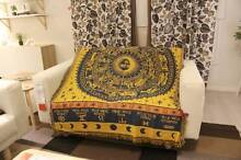 celestial throw rugs sofa blanket zodiac sign horoscope decor Homebush West Strathfield Area Preview