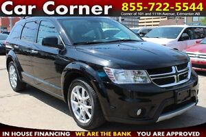 2014 Dodge Journey R/T | 7-PASSENGER/AWD/LEATHER/DVD/MORE!!!