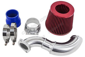 CXRacing Turbo Air Intake Pipe Filter MAF Flange Kit For S13 SR20DET SR20