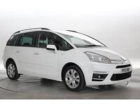 2013 (13 Reg) Citroen C4 Grand Picasso 1.6 HDi Platinum # White MPV DIESEL MANUA