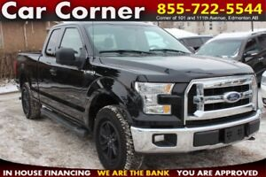 2015 Ford F-150 XLT XLT SuperCab 6.5-ft. Bed 4WD