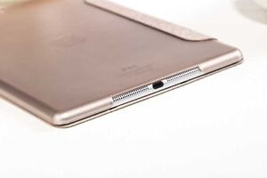 Luxury Slim Smart Wake Leather Case Cover for Apple iPad5 Air London Ontario image 5